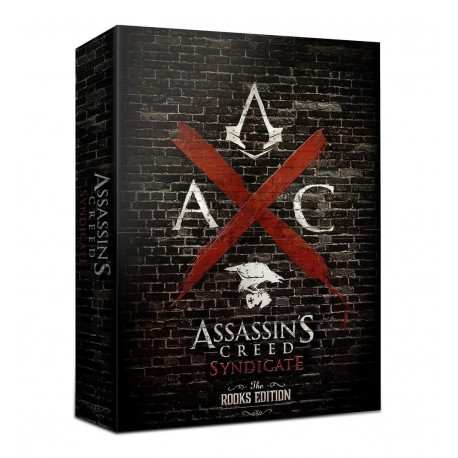 Assassin's Creed : Syndicate - édition collector The Rooks - PS4