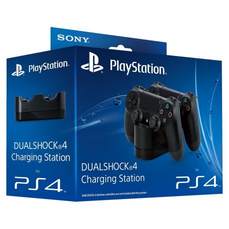 Dual Shock Controller Charging Station PS4 (Officiel Playstation)