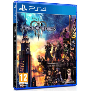 Kingdom Hearts 3 PS4 - 34,99 - Amazon.fr